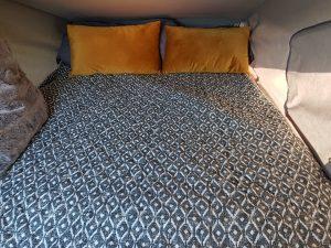 Camper Van Roof Tent Bed