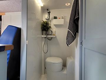 camper bathroom