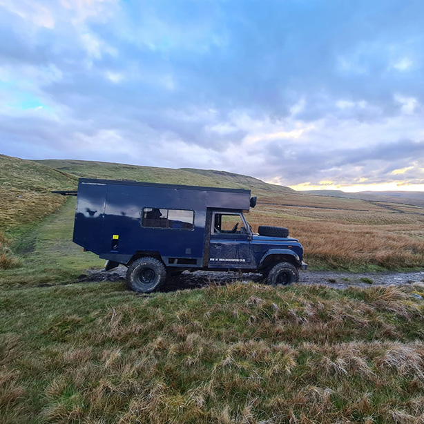 yorkshire 4x4 camping
